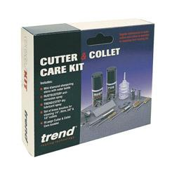 Cutter and Collet Care