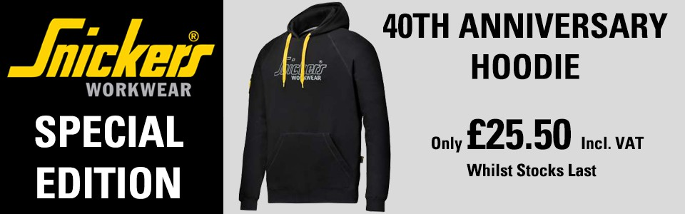 Snickers 40th Anniversary Hoodie