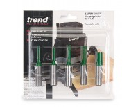 Mortise and Tenon Cutter Sets