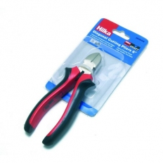 Hilka 26500006 Heavy Duty Diagonal Cutting Plier 150mm Soft Grip Handles