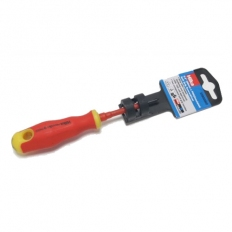 Hilka 33900060 VDE Screwdriver Insulated Soft Grip Phillips PH0 x 60mm