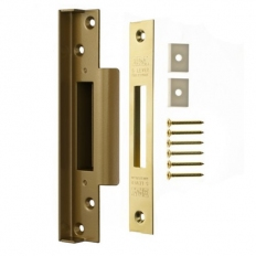 "ERA 435-31 Rebate Kit Viscount Deadlock 1"" Polished Brass"