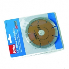 "Hilka 51300004 Mortar Raking Diamond Discs 4.1/2"" (115mm) 6mm Thick"