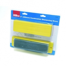 Hilka 51508021 Combination Oil Stone Sharpening Stone 200mm