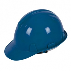 Silverline 633503 Safety Hard Hat Blue