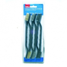 Hilka 67606002 Wire Cleaning Brush Set 6 Piece