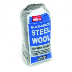 Hilka 68200020 Multi Grade Steel Wool Assorted