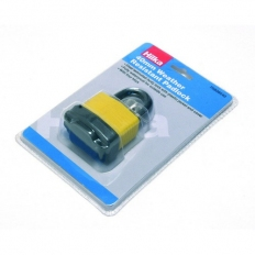 Hilka 70808040 Weather Resistant Padlock 40mm
