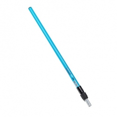 OX P016524 Telescopic Handle 1300-2400mm, with adaptor & quick release pin