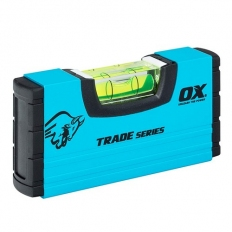 OX T502801 Trade Stubby Level - 100mm