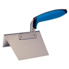 OX P013105 Pro Dry Wall External Corner Trowel Stainless Steel 100 X 125mm