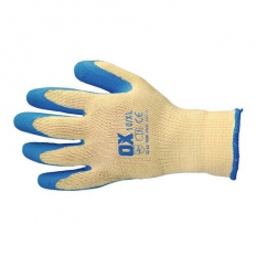 OX S24690 Pro Latex Grab and Grip Gloves