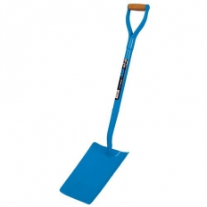 OX T280301 Trade All Steel Taper Mouth Shovel Solid Forged