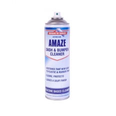 Action Can 1558 AMAZE Car Dash And Bumper Cleaner 500ml Aerosol