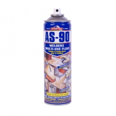 Action Can 1843 AS90 Welder's Multipurpose Fluid Anti Spatter Spray 400g Aerosol
