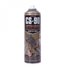 Action Can 1829 CS90 Copper Anti Seize Grease With Graphite 500ml Aerosol