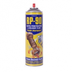 Action Can 1822 RP90 Rapid Penetrating Oil 500ml Aerosol