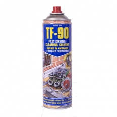 Action Can 1848 TF90 Fast Dry Cleaning Solvent And Degrease 500ml Aerosol