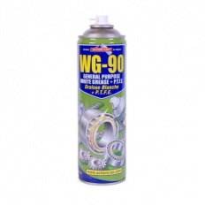 Action Can 1820 WG90 White Grease + PTFE General Purpose Formula 500ml Aerosol
