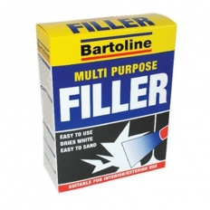 Bartoline 52713250 Multi Purpose Powder Filler Decorators 1.5kg