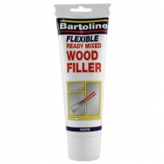 Bartoline 52720505 Decorators Caulk Flexible Filler White 300g Squeezy Tube
