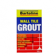 Bartoline 52853220 Wall Tile Grout 500g Box