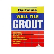 Bartoline 52853230 Wall Tile Grout 2kg Box