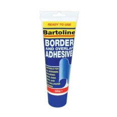 Bartoline 58509151 Border and Overlap Adhesive 250g Squeezy Tube
