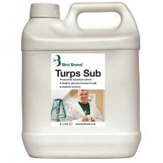 Bird Brand 0134 Turps Substitute 4 Litre