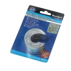 BlueSpot 30134 22mm Pipe And Tube Cutter With Extra Blade
