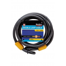 BlueSpot 77070 2.1 Metre x 12mm Double Loop Cable