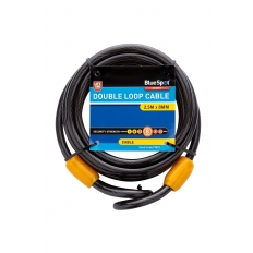 BlueSpot 77071 2.5 Metre x 8mm Double Loop Cable