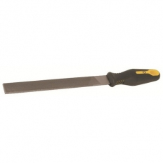 """CK T0080S 6 Engineers File Hand 6"""" Smooth With Handle"""