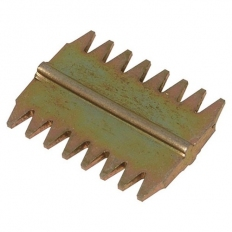 CK T4211/3 Scutch Comb Bit 38mm Bag Of 10