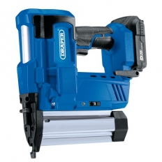 Draper 00646 D20 20V Nailer/Stapler with 2Ah Battery and Charger