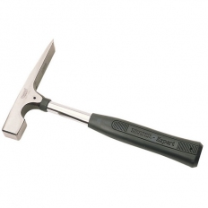 Draper 13964 Expert 560G Bricklayers Hammer with Tubular Steel Shaft