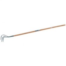 Draper 14309 Carbon Steel Cultivator with Ash Handle