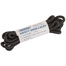 Draper 15063 Spare Laces for LWST and COMSS Safety Boots.