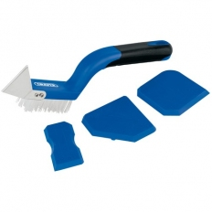 Draper 17173 Grout Smoothing Set (4 piece)