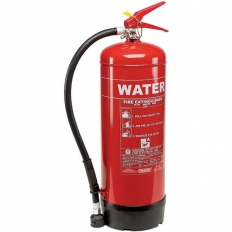 Draper 21675 9L Pressurized Water Fire Extinguisher