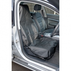 Draper 22597 Expert Side Airbag Compatible Heavy Duty Front Seat Cover