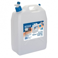 Draper 23247 25L Water Container with Tap
