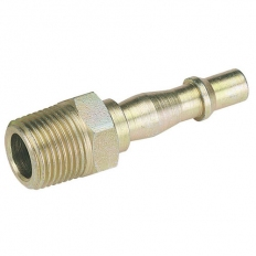 "Draper 25793 3/8"" BSP Male Thread PCL Coupling Adaptor (Sold Loose)"