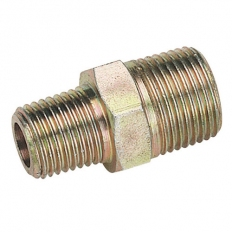 """Draper 25826 3/8"""" Male to 1/4"""" BSP Male Taper Reducing Union (Sold Loose)"""