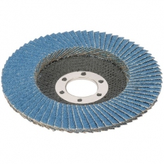 Draper 30750 110mm Zirconium Oxide Flap Disc (40 Grit)