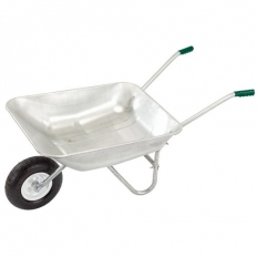 Draper 31619 Galvanised Wheelbarrow (65L)