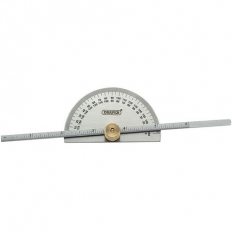 Draper 37342 Protractor with Depth Gauge