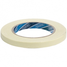 Draper 49427 18M X 12mm Double Sided Tape Roll