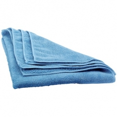 Draper 51080 Twin Pack of 400 x 400mm Microfibre Cloths