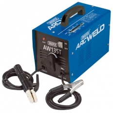 Draper 53084 130A 230V Turbo Arc Welder